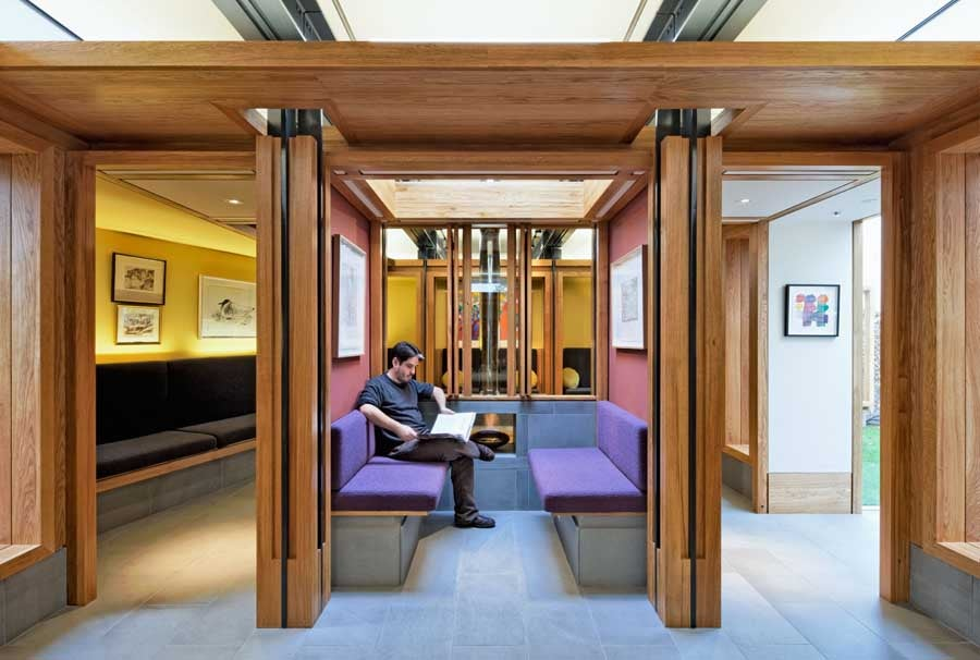 5 Buildings Designed To Make Cancer Treatment a Little More Bearable