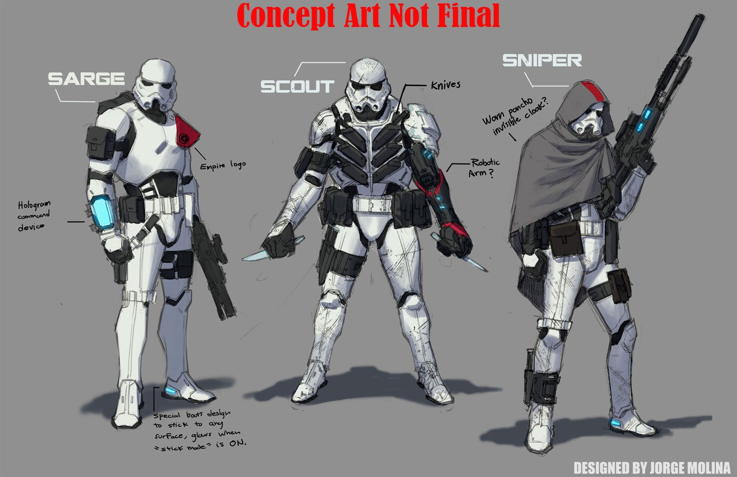 The Star Wars Comic's New Stormtroopers Look Absurdly Awesome