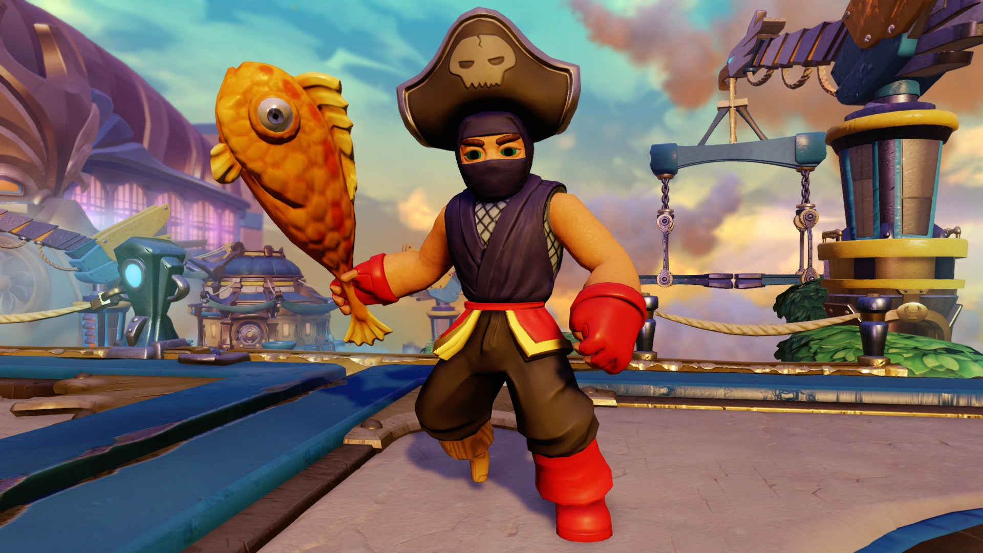 Skylanders Imaginators Proves It Can Do Plunder Fist