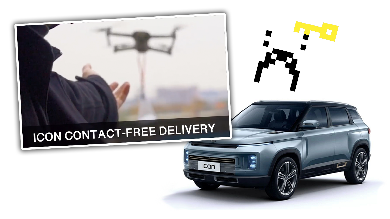Geely Has Plans To Sell Cars Online And Deliver Keys By Drone So They Don't Have To Touch You Because Gross