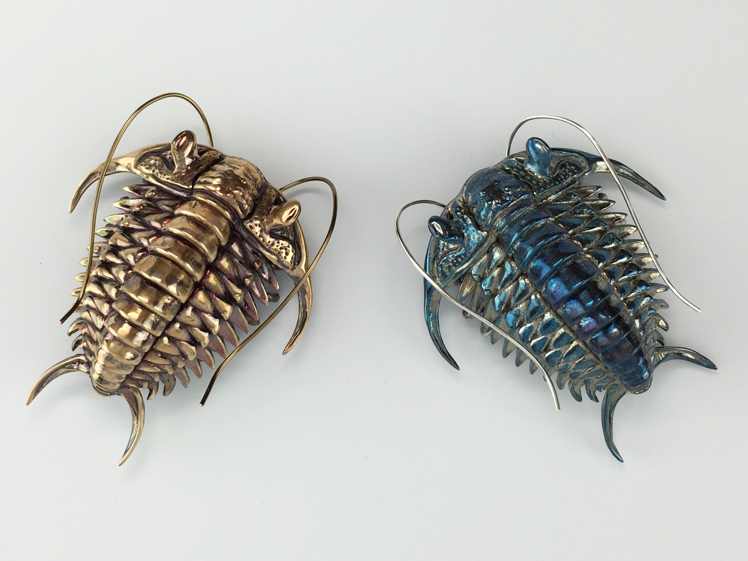 These 3D Printed Trilobites Are Absolutely Stunning