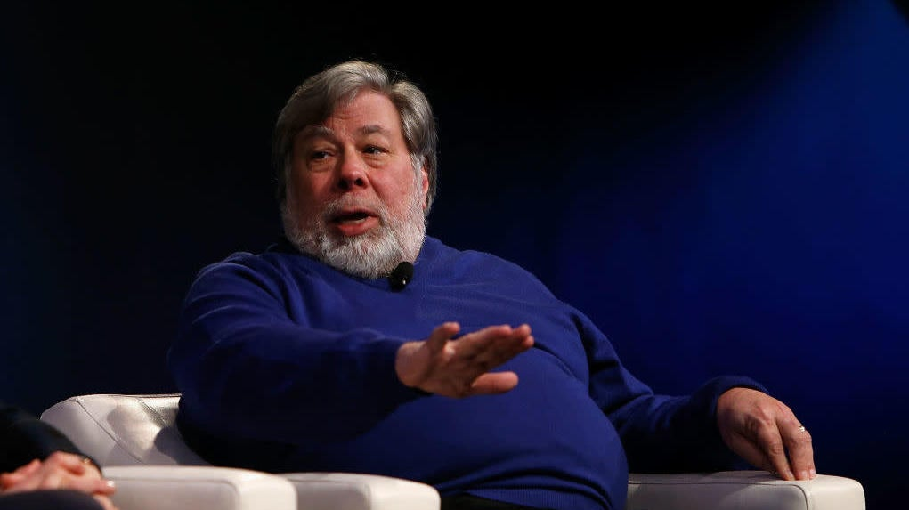 Hey, Steve Wozniak: What The Fuck?