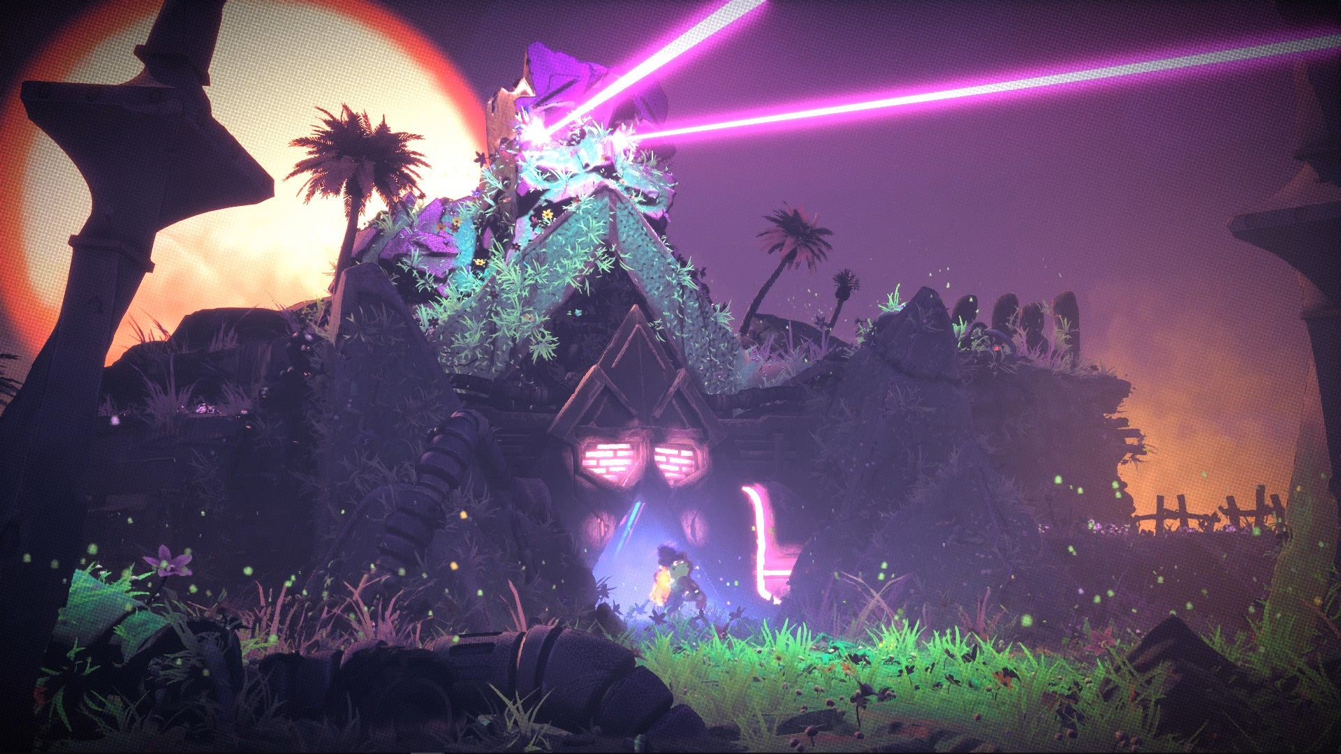 Double Fine's Newest Game Isn't Entirely Rad