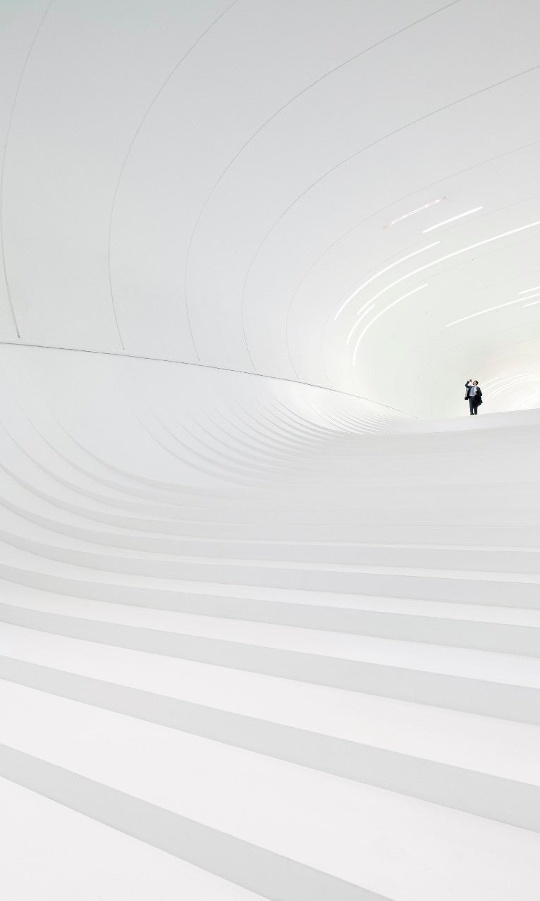This Award-Winning Architecture Photo Looks Straight Out of Sci-Fi