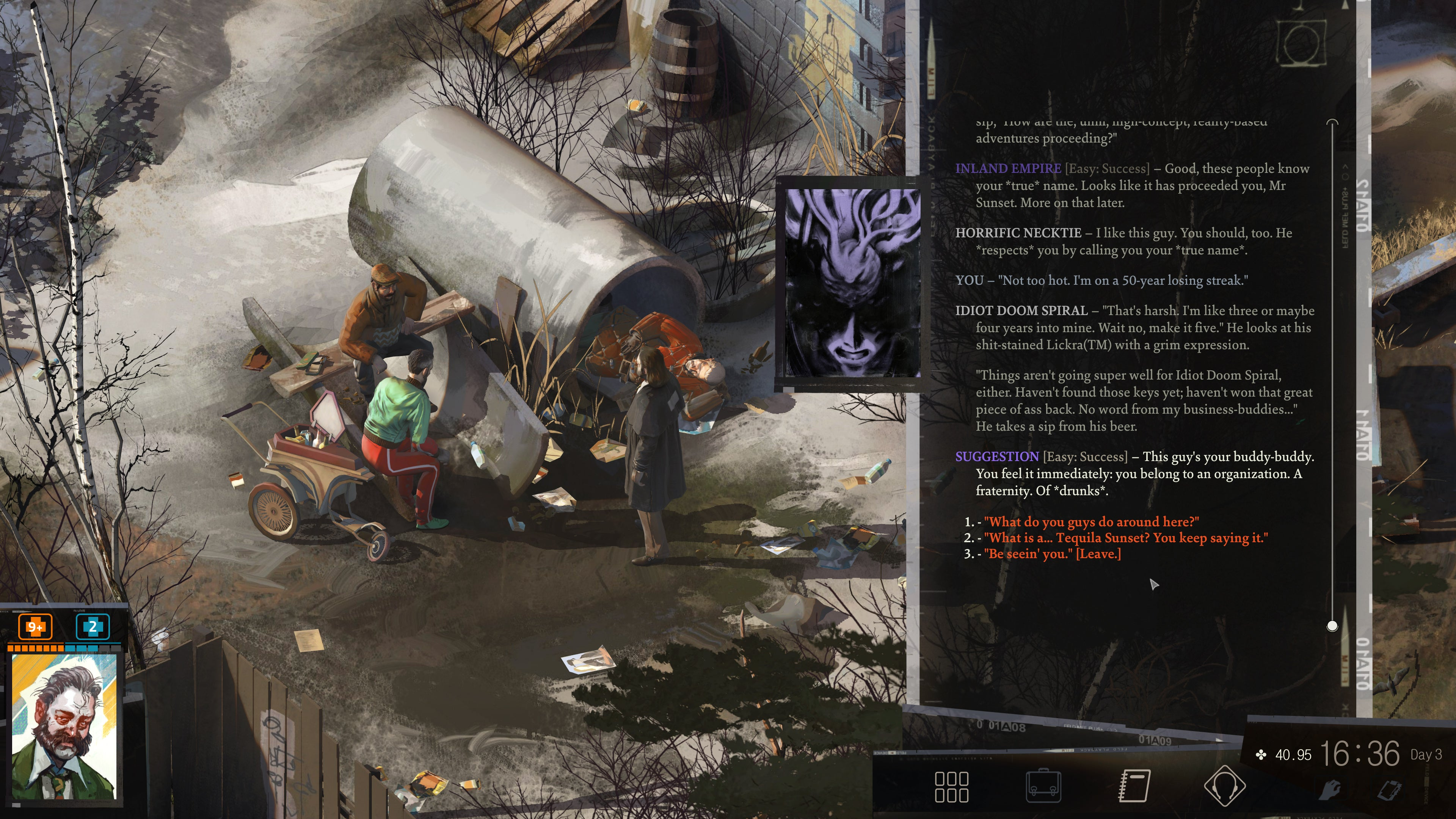 Disco Elysium's Voice Acting Is Good Enough Not To Skip