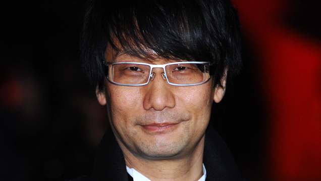 Where Is Hideo Kojima? Show Him To Me.
