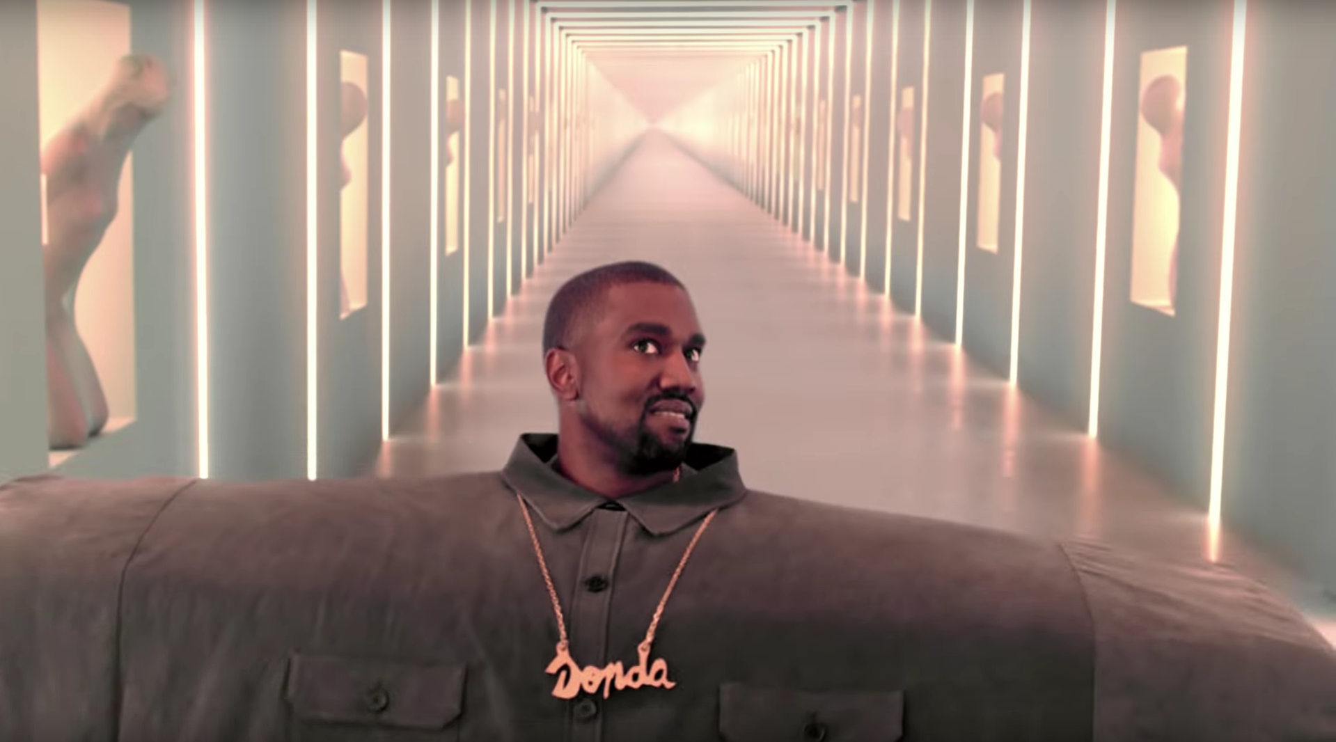 The Internet Reacts To Kanye West's Bizarre New Video