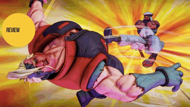 Street Fighter V: The Kotaku Review
