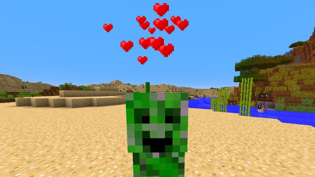April Fools Update Changes Minecraft In Some Big Ways