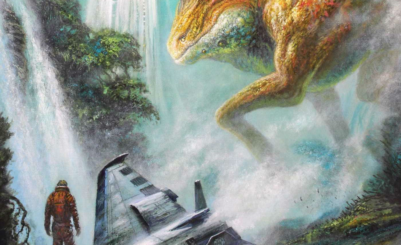 An Amazing Collection Of Stories Make Up The 2015 Nebula Award Nominees