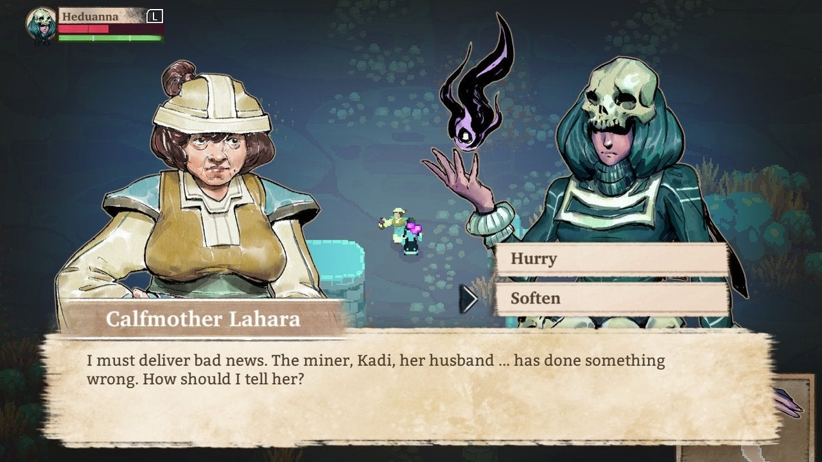 RPG About Writing Myths Is Now On Switch