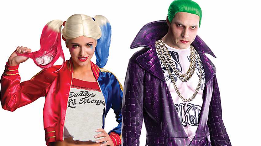 Prepare For Way Too Many Jokers and Harley Quinns This Halloween