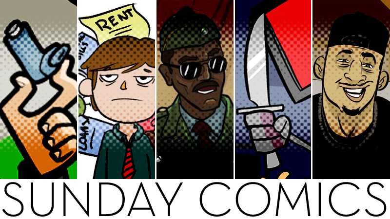 Sunday Comics: Pay Your Loan!