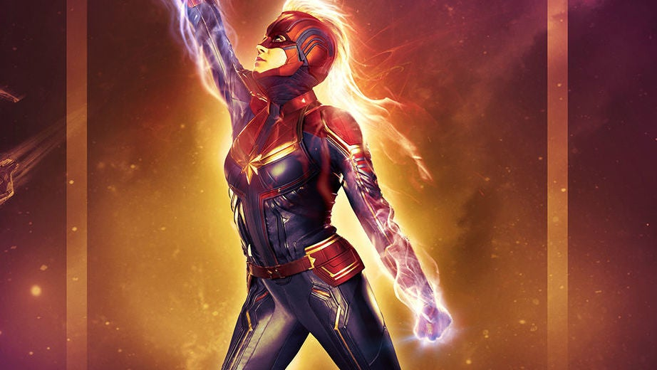 New Captain Marvel Footage Has Skrulls, Photons And The Birth Of The MCU