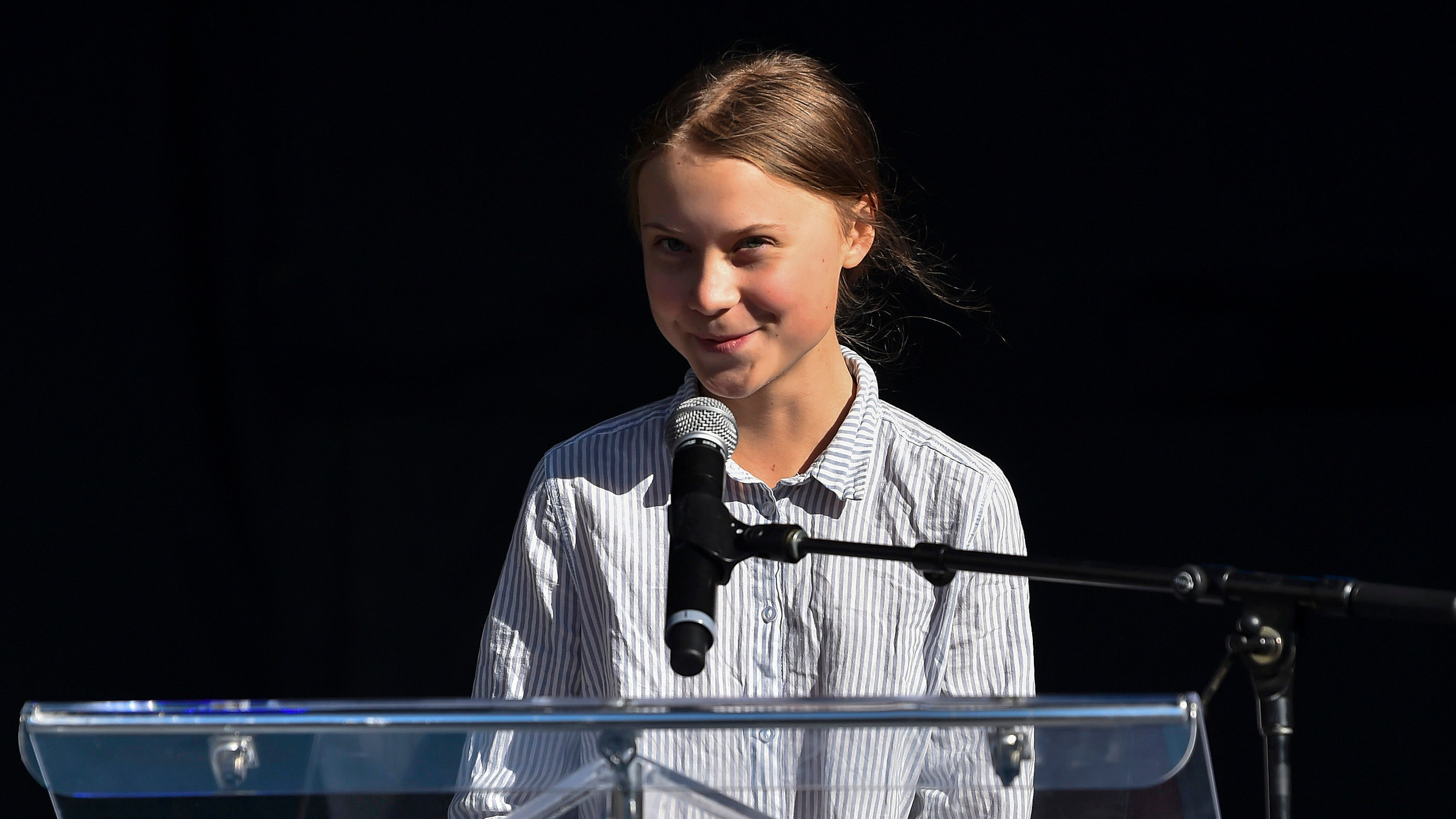 Greta Thunberg Didn't Win The Nobel Peace Prize. Good.
