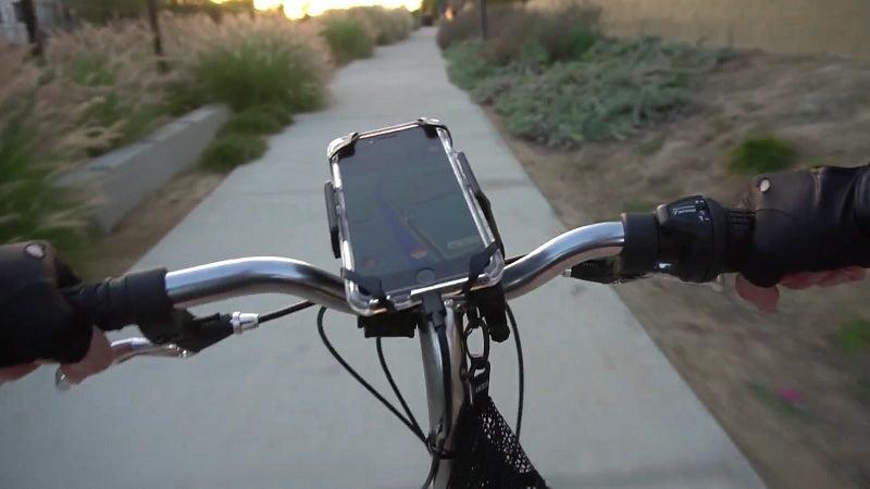 How To Turn Your Bike Into A Pokemon GO Machine