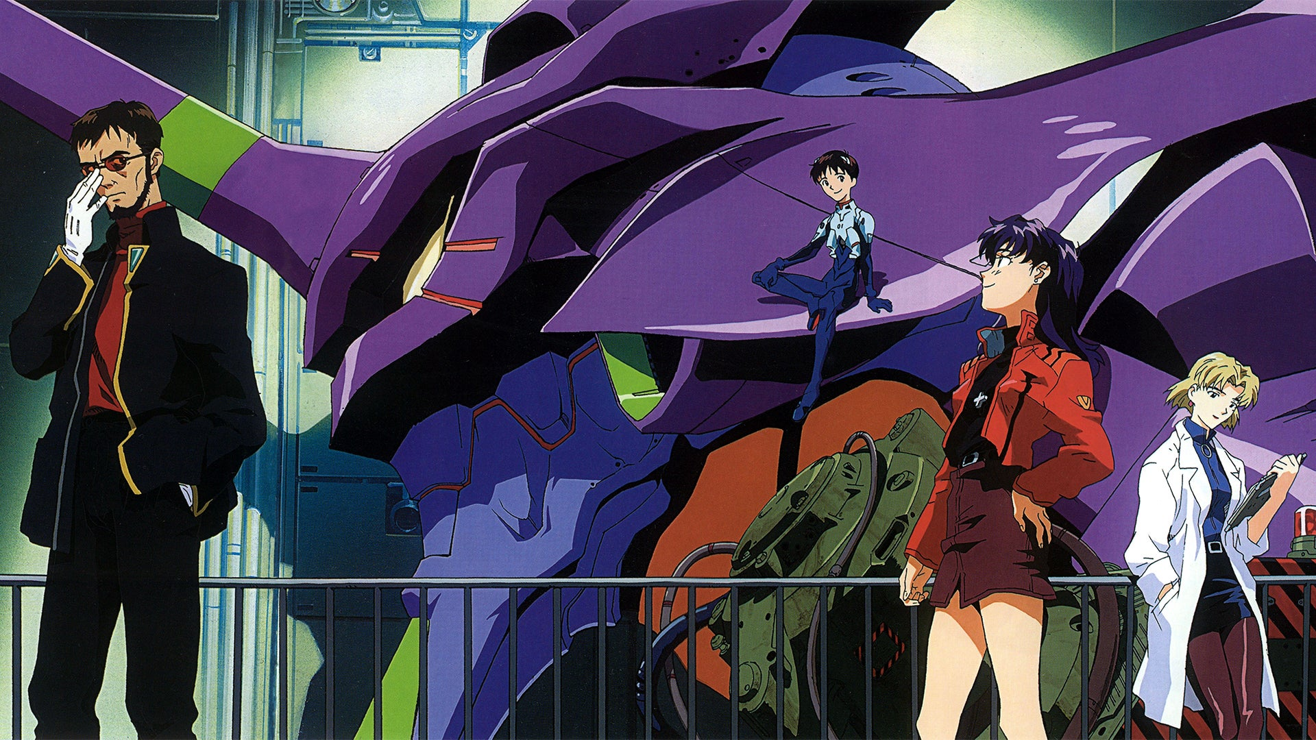 The Netflix Release Of Neon Genesis Evangelion Is Missing Its Iconic Ending Theme