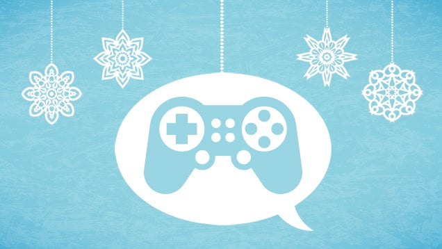 How I Talked About Video Games Over The Christmas Holidays