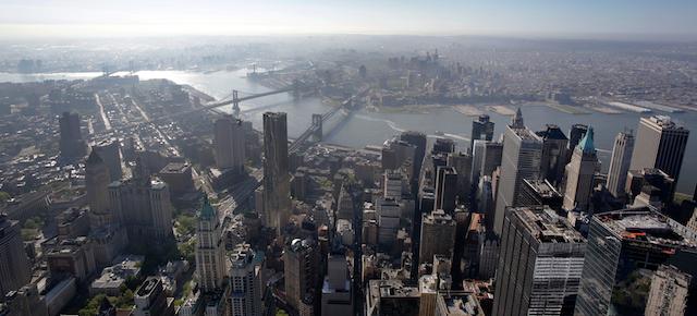 Teen Sneaks Past Sleeping Guard to Reach Top of 1 WTC