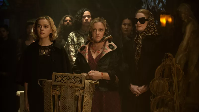 Looks Like Chilling Adventures Of Sabrina Will Be Back This Autumn