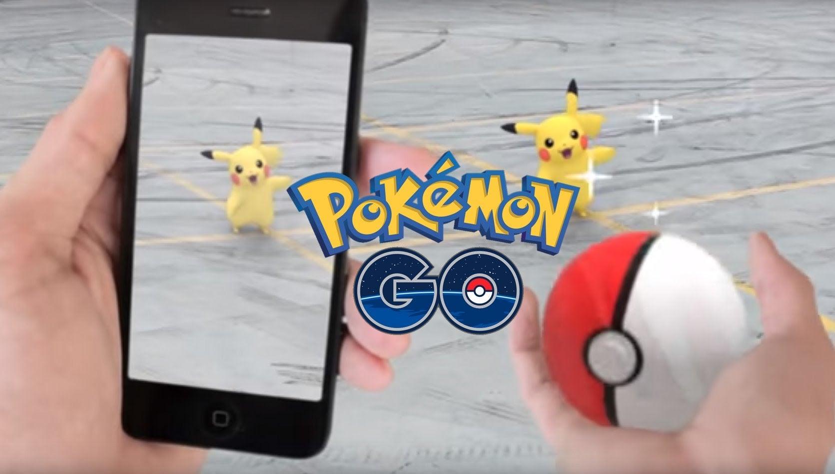 Pokémon GOJust Made Augmented Reality Mainstream