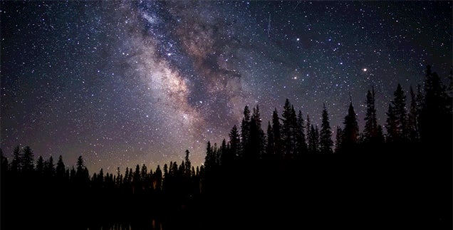 Check Out How The Different Levels Of Light Pollution Screws