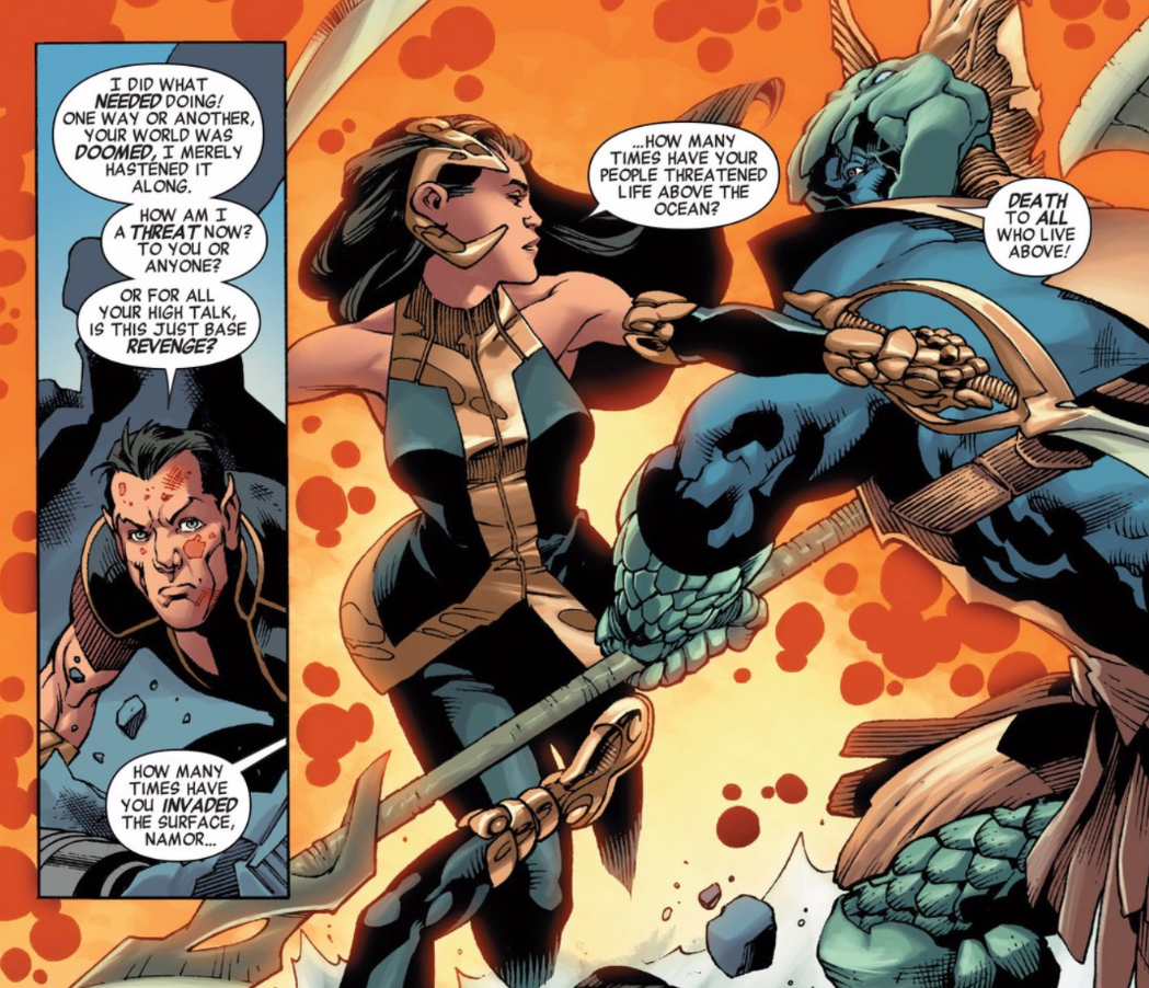 Marvel Comics' Version of the Justice League Just Killed a Major Character
