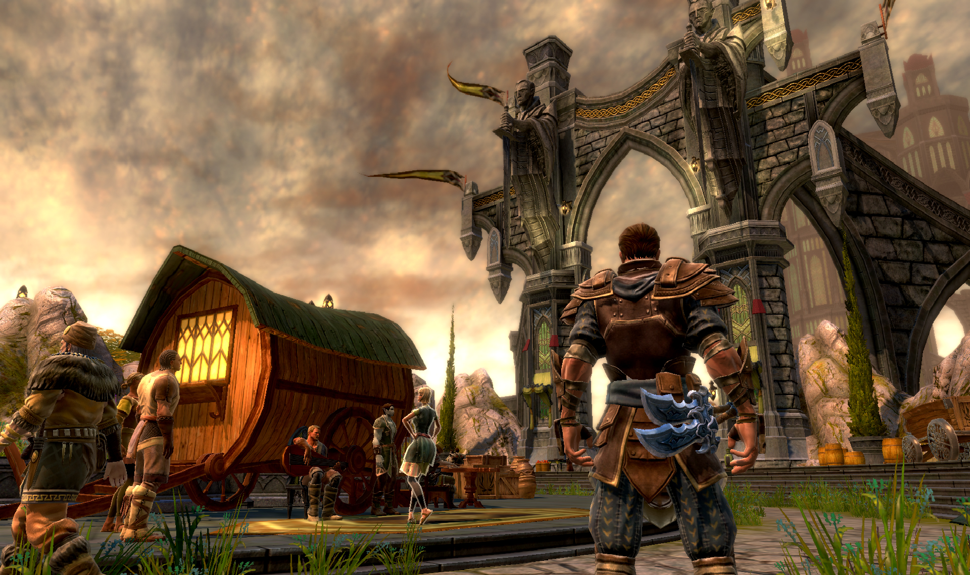 Kingdoms Of Amalur: Reckoning Gets Backwards Compatibility On Xbox One