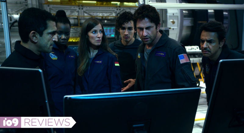 The Disastrous Geostorm Is Mostly About People Staring At Computer Monitors
