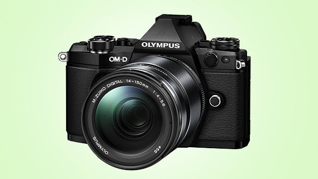 Olympus E-M5 Mark II: Whoa, 41 Megapixel Photos Out Of Thin Air