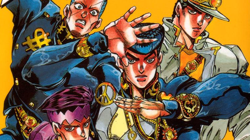 Warner Bros. And Toho Are Teaming Up For A Live-Action JoJo's Bizarre Adventure Movie