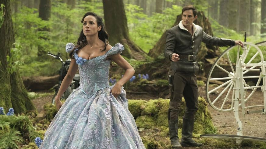 The New Once Upon A Time Is Surprisingly Good… When Its Own Legacy Isn't Holding It Back