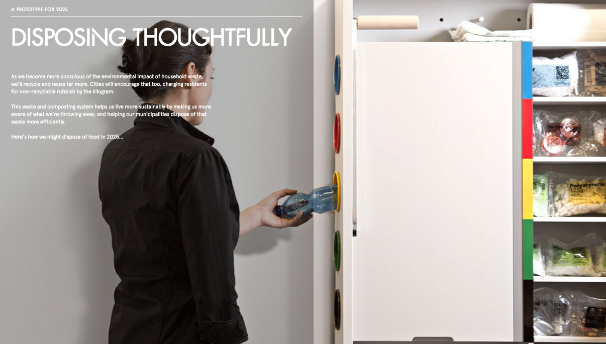 IKEA's Futuristic Concept Kitchen Is Designed for Drought and Scarcity