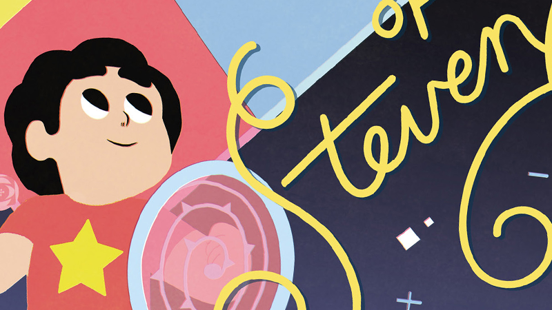 The New Steven Universe Storybook Has To Be Held To Be Believed
