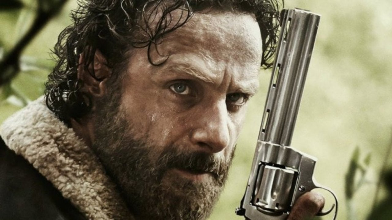 Rick's Walking Dead Movie Will Greatly Expand The World Of The Zombie Series
