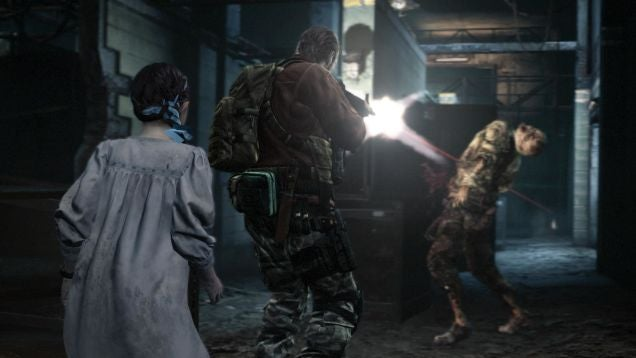 Resident Evil Revelations 2's Advertising Isn't Entirely Honest