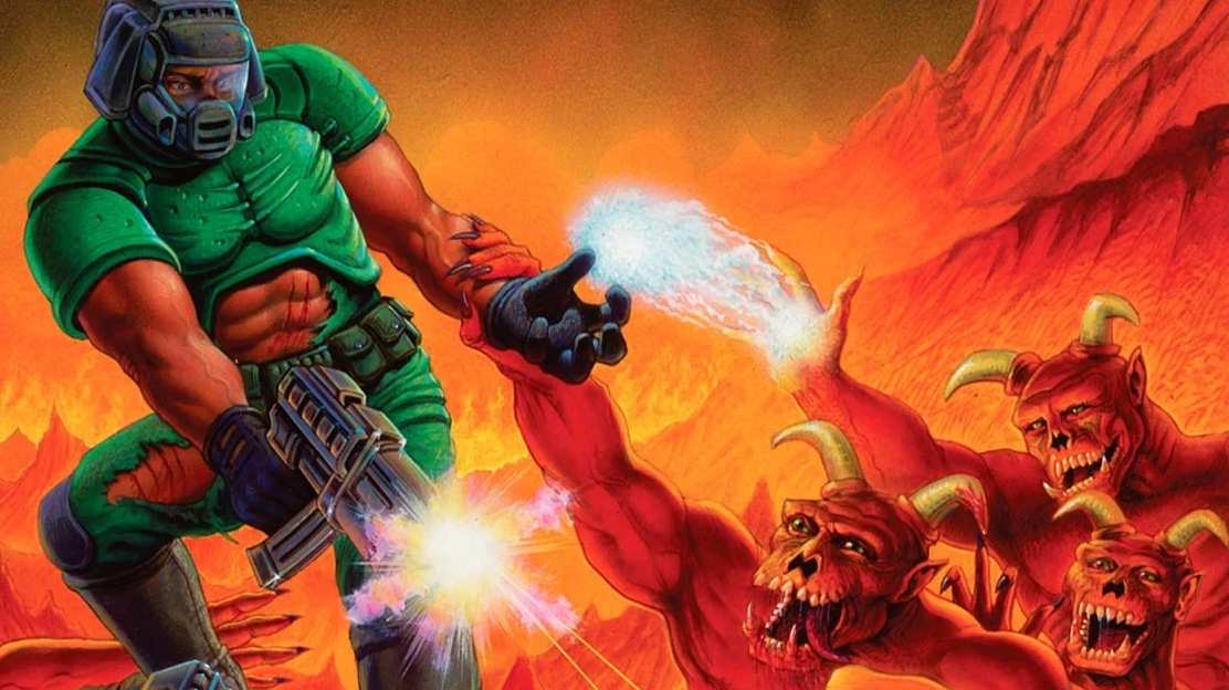 The Original Doom Games Are Now On Switch
