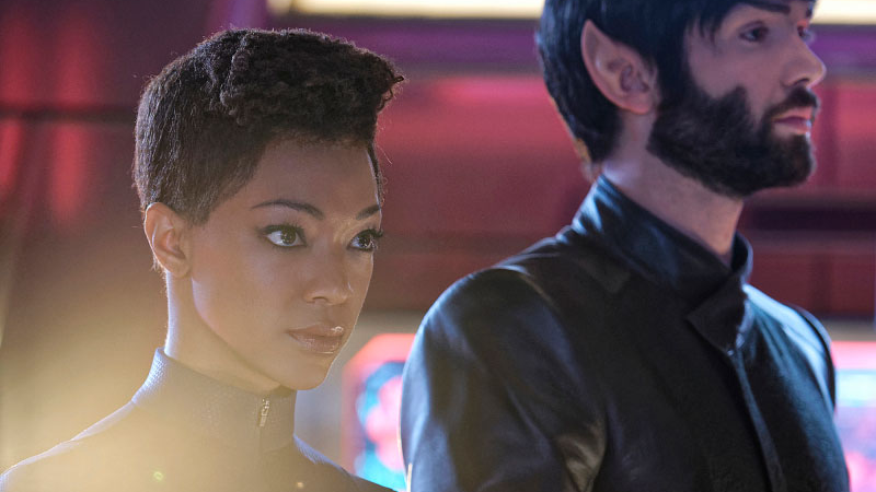 The Die Is Cast On An Emotionally Exhausting Star Trek: Discovery