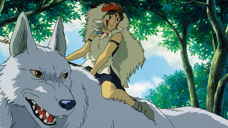 The Very Hollywood Reason You Might Not Know Neil Gaiman Wrote Princess Mononoke's English Dub