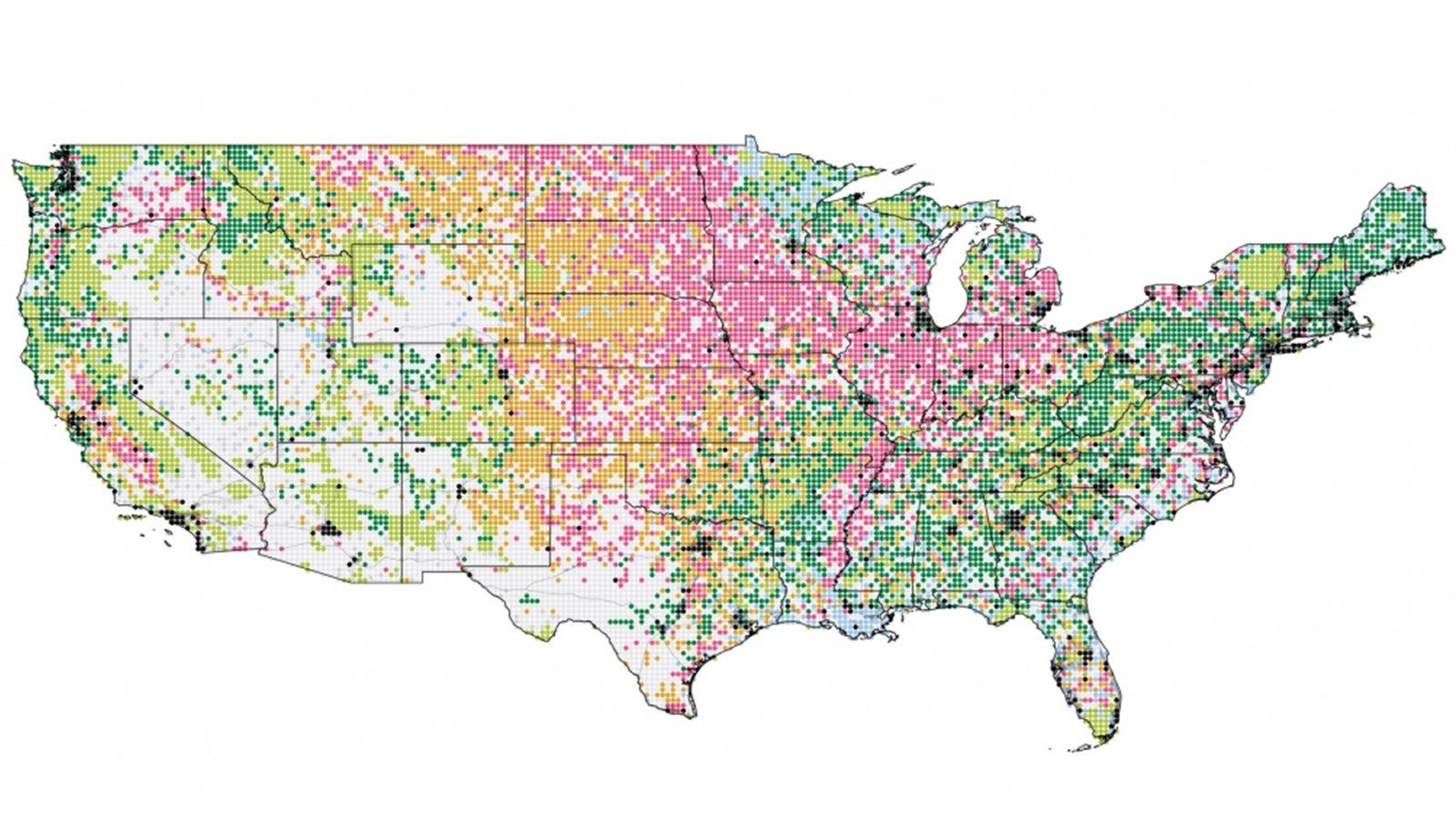 These Maps Show Why We Need A Green New Deal