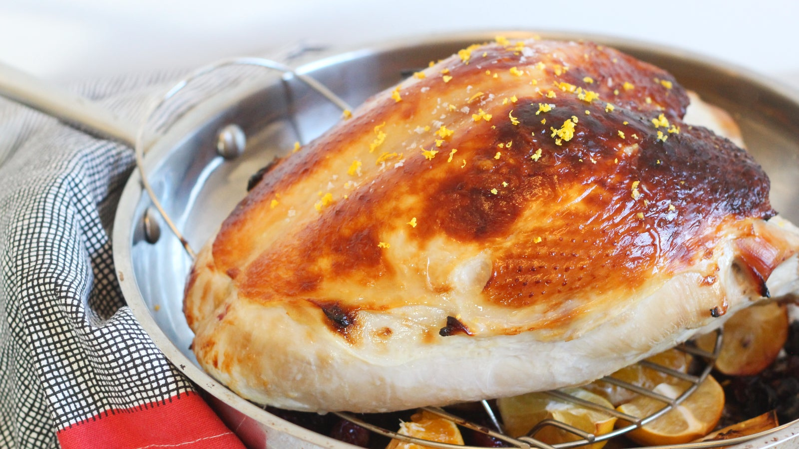 This Buttermilk Brine Will Turn You Into A Turkey Breast Enthusiast