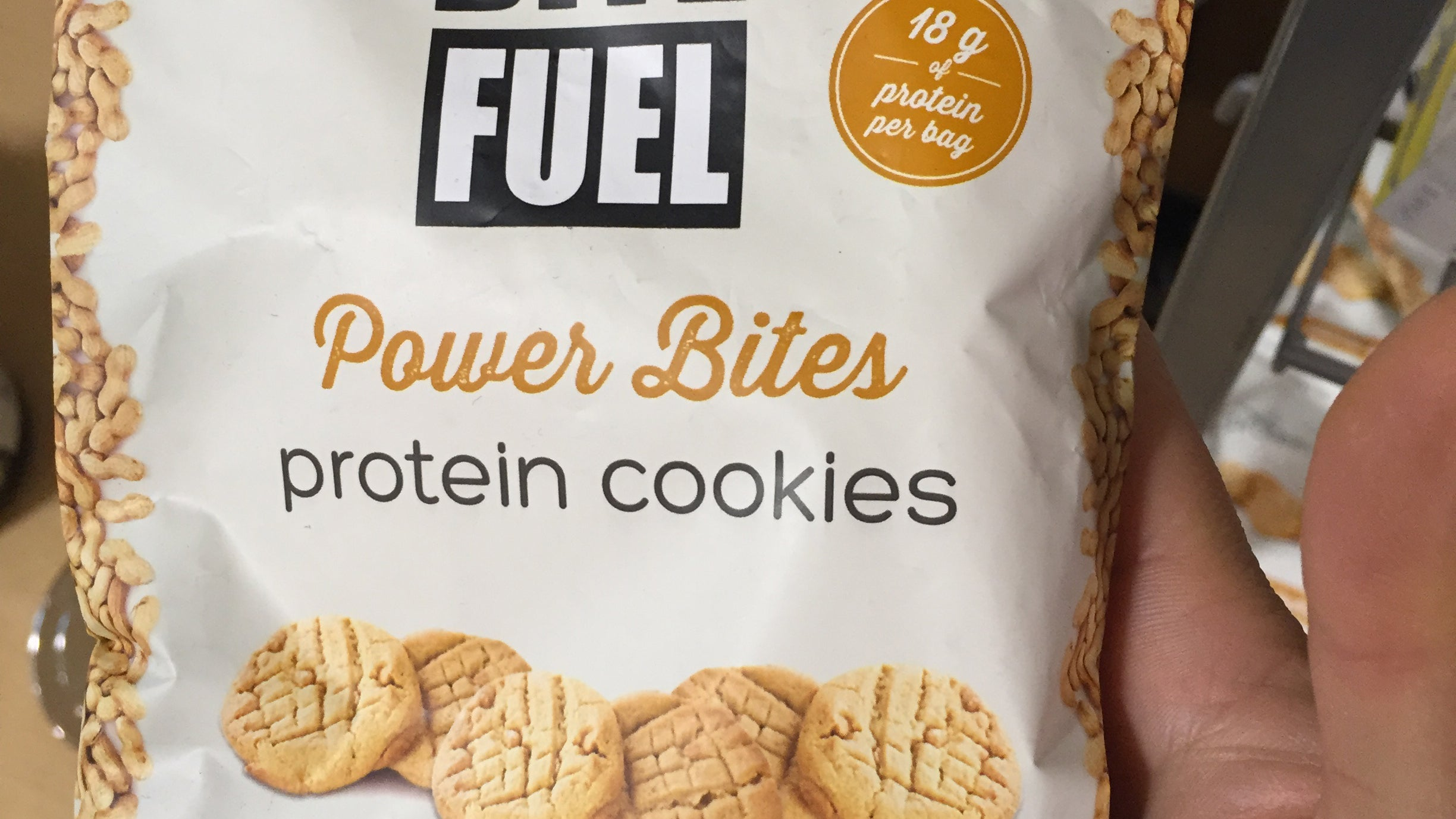 Don't Be Fooled By 'Protein Cookies' And Other 'Protein' Junk Foods