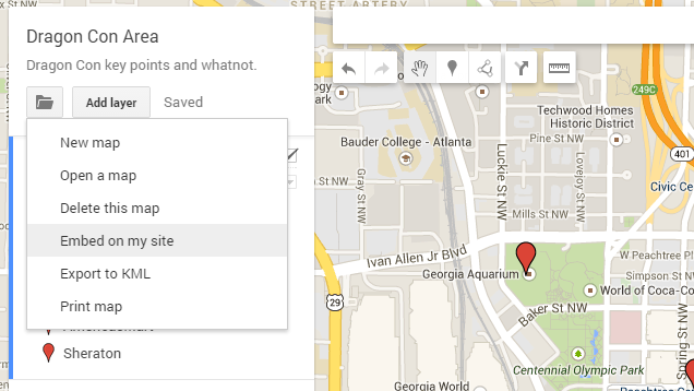The Best Ways to Use Google's New(ish) My Maps Tool