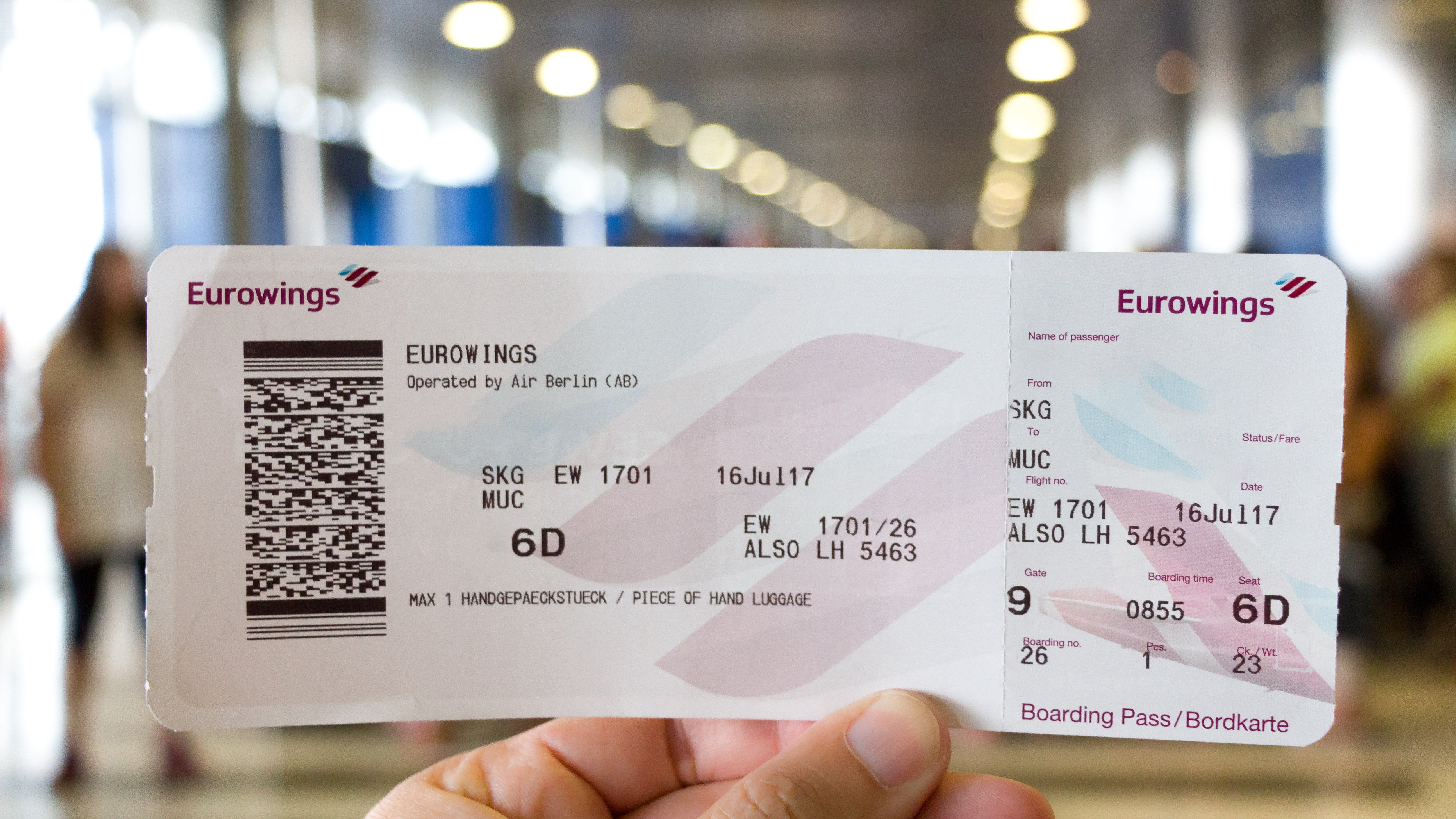 Make Sure Your Flight Reservation Is Ticketed Before You Travel