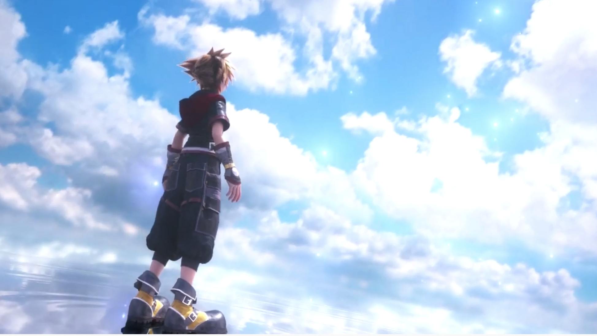 Kingdom Hearts III's New Secret Ending Is Breaking My Brain