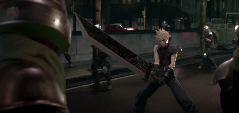 Why the Final Fantasy VII Remake Will Be Split Up