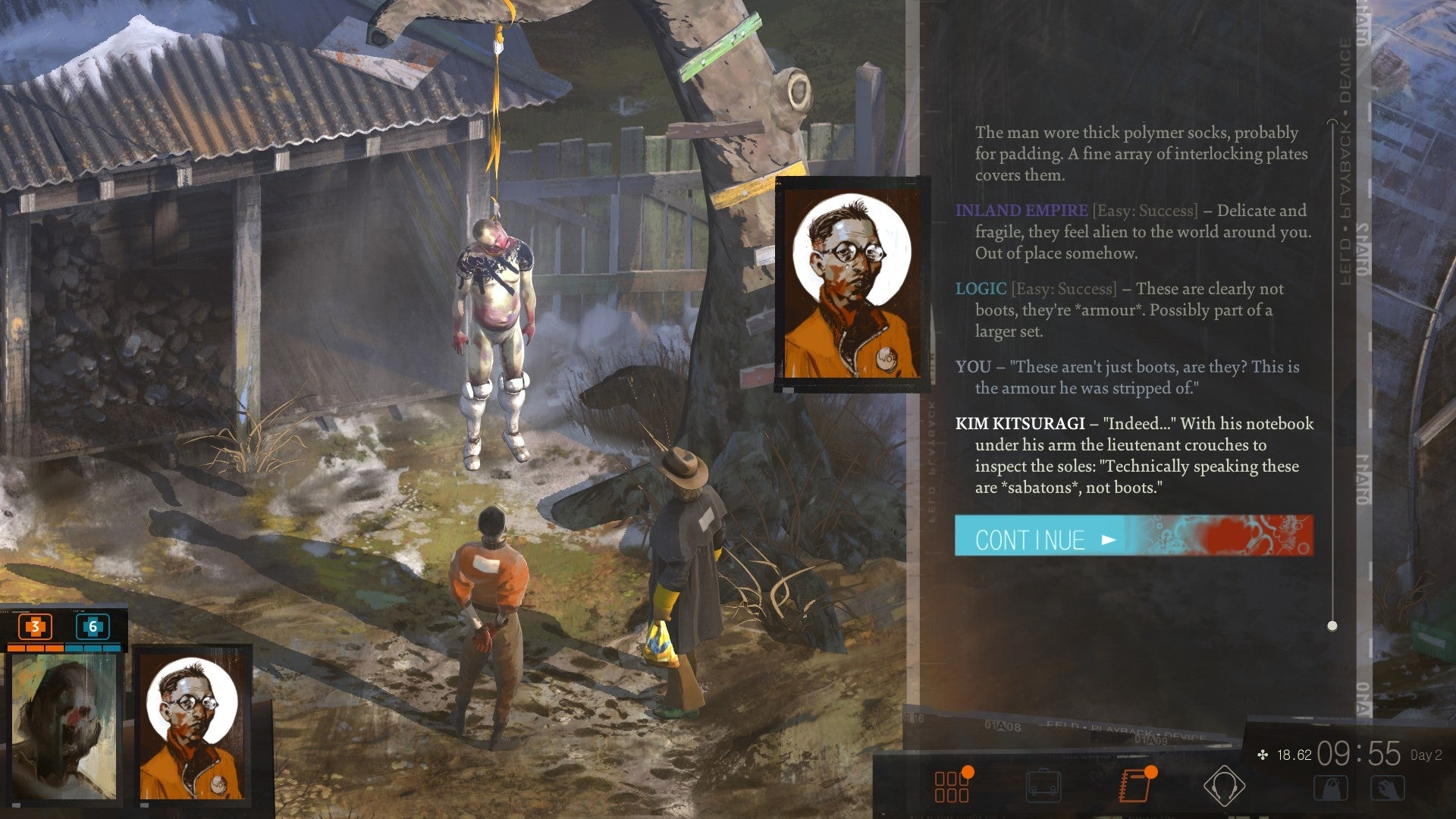Disco Elysium's Dialogue System Is As Addictive As Any Shooter