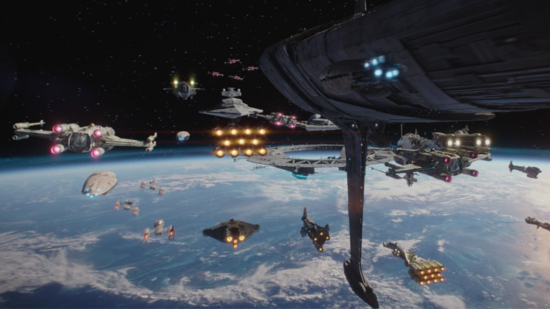 The Amazing Star WarsHomages Hidden In Rogue One's Soundtrack
