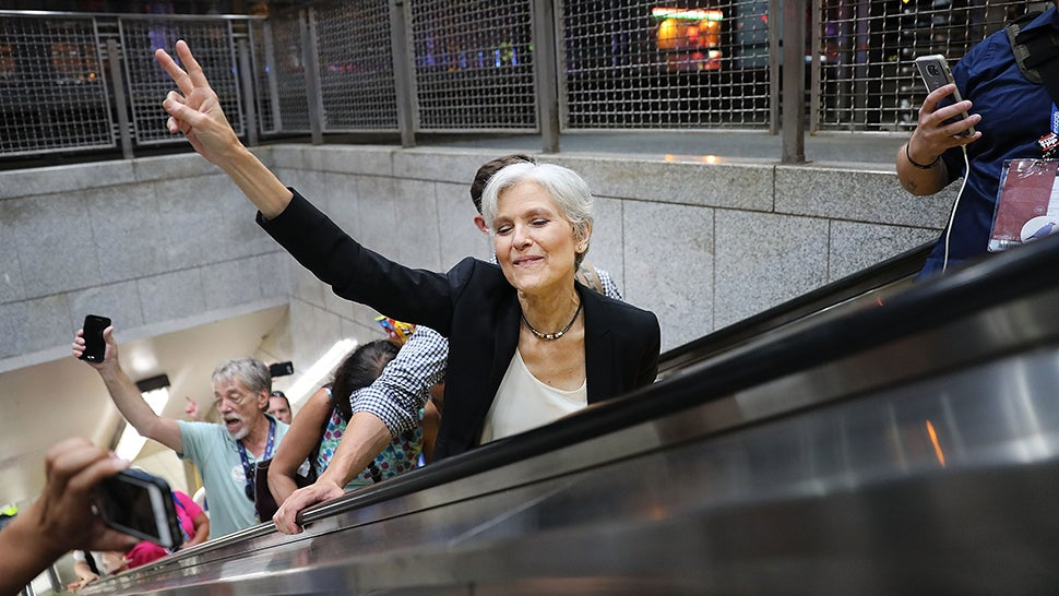 Jill Stein Reaches Goal For US Election Recount, Immediately Increases Goal