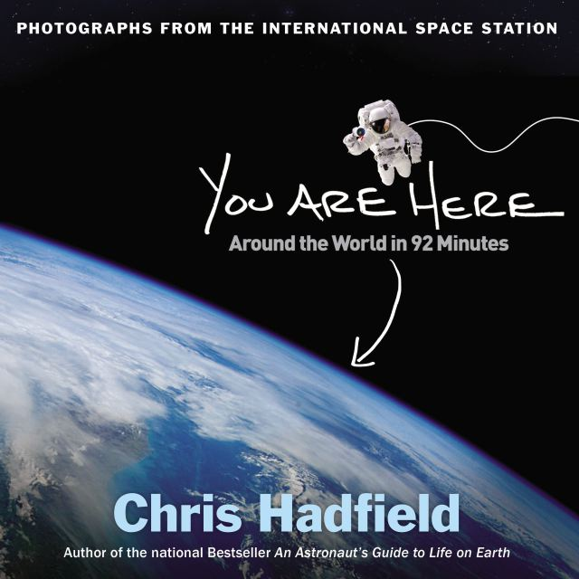 Land Chris Hadfield's Space Photography on Your Coffee Table